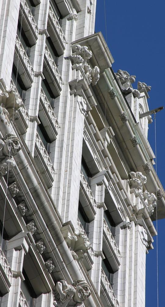 Exteriors – Roofs, Facades, Parapets
